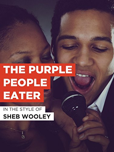 The Purple People Eater im Stil von