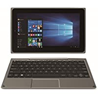 Venturer Elite 2 11.6-Inch 2-in-1 Tablet - (Gun Metal) (Intel Z8530, 2 GB RAM, 32 GB RAM, Intel Gen7 HD Graphics Card, Windows 10)