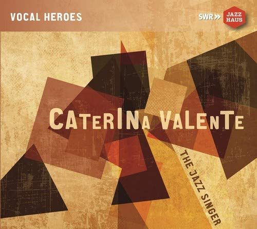 Caterina Valente - The Jazz Singer (Spanisch Jazz)