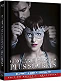 Cinquante Nuances plus Sombres BRD [Édition spéciale - Version non censurée + version cinéma - Blu-ray + DVD + Digital HD]
