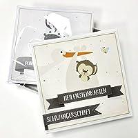 Schwangerschafts-Meilensteinkarten Dreamchen Meilensteine