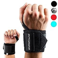 Bandagen Wrist Wraps