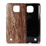 Schutz Handy Hülle für LG K5 Natur Vintage Holz Dünn