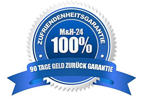 Antirutschmatte Teppichunterlage Kofferraummatte Fußmatte Teppich Stop Teppichunterlegmatte Schubladenmatte zuschneidbar von M&H-24 (Schwarz, 1 Stück - 30cm x 150cm) -
