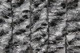 EXPLORER Flauschvorhang Türvorhang 56x200cm Chenille Fliegenschutz Insektenschutz Camping Freizeit Vorzelt Caravanning Wohnwagen