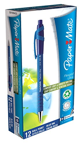 paper-mate-flexgrip-boligrafo-10-mm-color-azul
