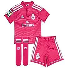 adidas Real Madrid Minikit 2014/15Pink rosa