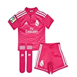 adidas Real Madrid Minikit 2014/15Pink rosa 14 Jahre