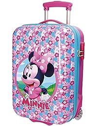 Disney Minnie Pink Equipaje Infantil, 50 cm, 25 Litros, Rosa