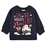 BABY TOWN - Sweat-shirt - Bébé (garçon) 0 à 24 mois Père Noël - -