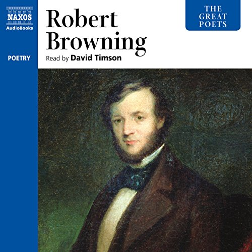The Great Poets: Robert Browning  Audiolibri