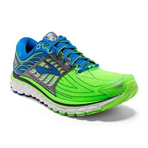 Brooks Hombre Glycerin 14 zapatillas para correr, Hombre, Verde, 14