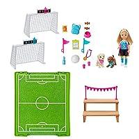 Barbie Chelsea Soccer, GHK37