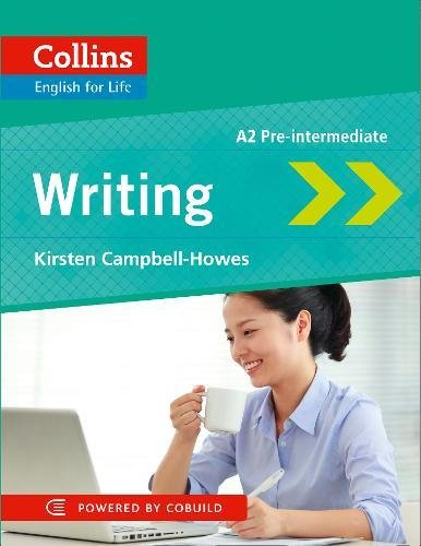 Writing: A2 (Collins English for Life: Skills) por Kirsten Campbell-Howes