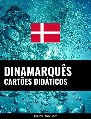 Cartões didáticos em dinamarquês: 800 cartões didáticos importantes de dinamarquês-português e português-dinamarquês (Portuguese Edition) por Pinhok Languages
