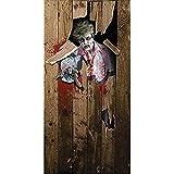 Untoter Zombie Tür Poster Dekoration