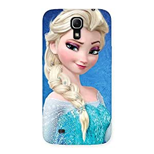 Impressive Winked Princess Freez Multicolor Back Case Cover for Galaxy Mega 6.3