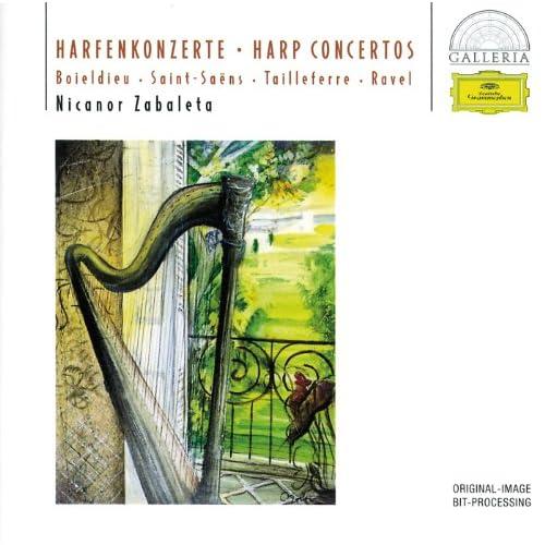 Tailleferre: Concertino pour Harpe et Orchestre (1927) - 2. Lento