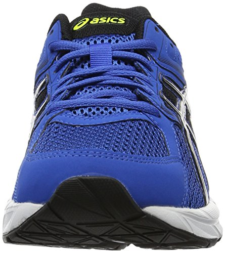 Asics Gel-Contend 3, Scarpe da Ginnastica Uomo Blu (Imperial/Black/Safety Yellow)