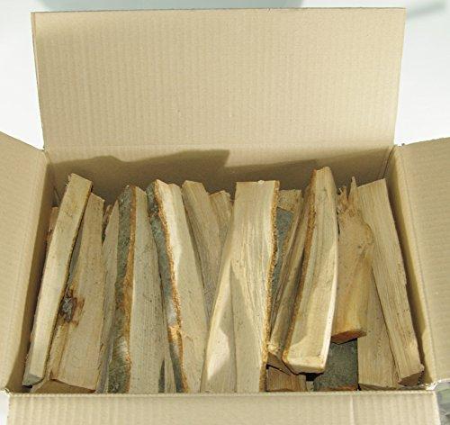 Madera de haya para BARBACOAS envase de cartón de 13 kg