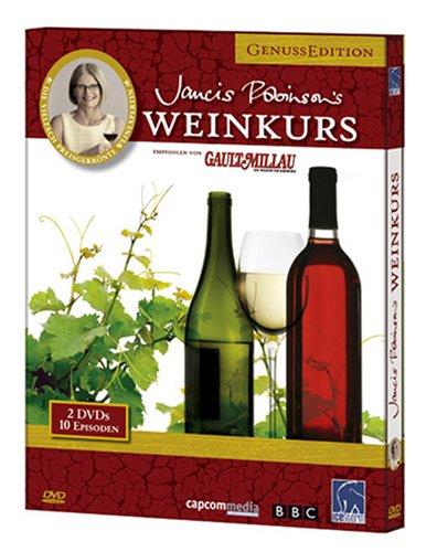 Jancis Robinson's Weinkurs - Die Welt des Weines in 10 Teilen (2 DVDs)