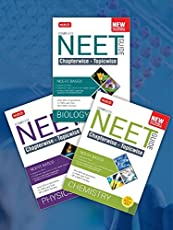 Complete NEET Guide Combo - Phy, Chem, Bio