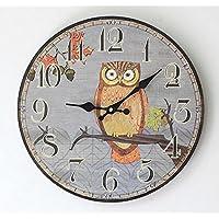 CNMKLM Silent decorativo grande orologio da parete Design Moderno Orologio da parete con arredamento di casa Casa di moda orologi a parete #17