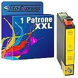 PlatinumSerie 1x Patrone XL kompatibel für Epson 29XL TE2994 Gelb Expression Home XP-430 Series XP-432 XP-255 XP-355 XP-455
