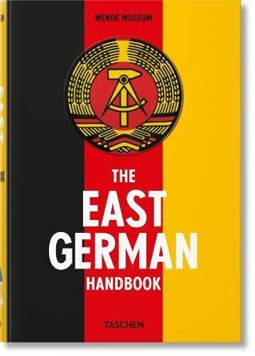 VA-The east german handbook - Anglais par Collectif