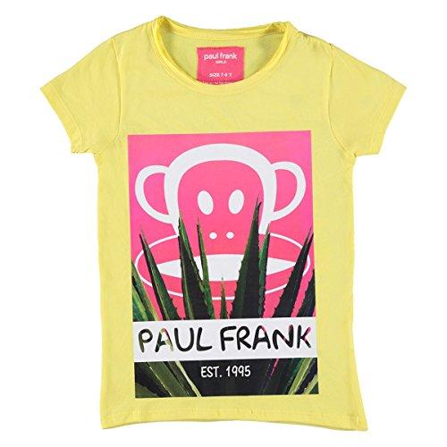 Paul Frank Mädchen T-Shirts-kurzärmlig - 104 (Frank Paul T-shirt Kinder)