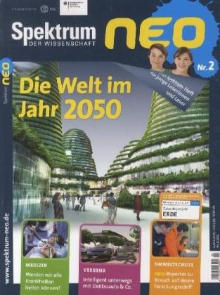 Die Welt im Jahr 2050 (Spektrum neo)