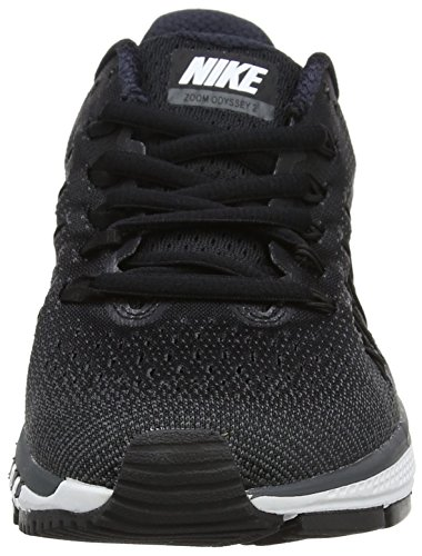 Zoom Wmns White anthracite Schwarz summit 2 Odyssey Damen Laufschuhe Nike Black Air wU5tfa