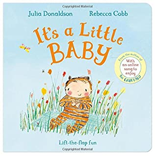 book cover of It\'s a Little Baby