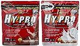 All stars Hy-Pro 85 Beutel 2er Mix Pack (2 x 500 g) Schoko/Cocos, 1er Pack (1 x 1 kg)
