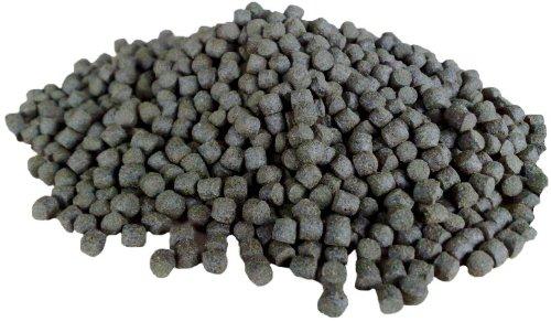 SUI JIN Teichprodukte 15kg Spirulina 7% Koifutter Granulat 3mm - zur excelenten Farbbildung