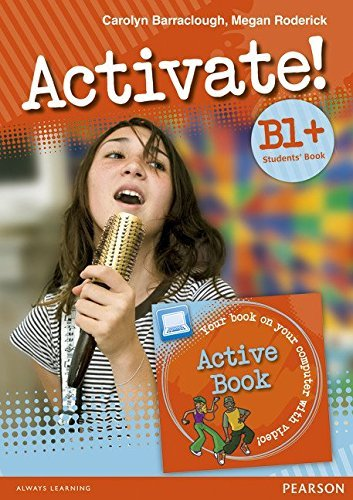 Activate! B1+ Students' Book and Active Book Pack by Carolyn Barraclough (2010-04-29)