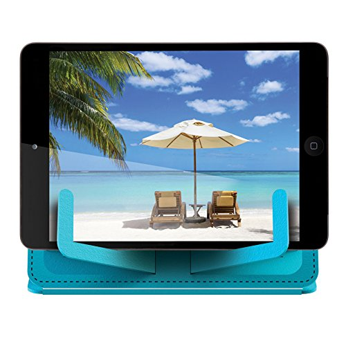That Company Called If Travel Book Rest - Atril plegable, color azul