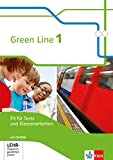 Green Line 1: Fit für Tests und Klassenarbeiten mit Lösungsheft und CD-ROM Klasse 5 (Green Line. Bundesausgabe ab 2014) - Harald Weisshaar