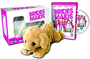 Bridesmaids - Puppy Favour Gift Pack [DVD]