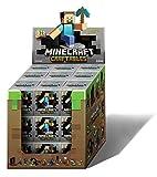 Minecraft 52048MN - Craftables, Ein Artikel aus 10 verschiednene Designs, schwarz/grün