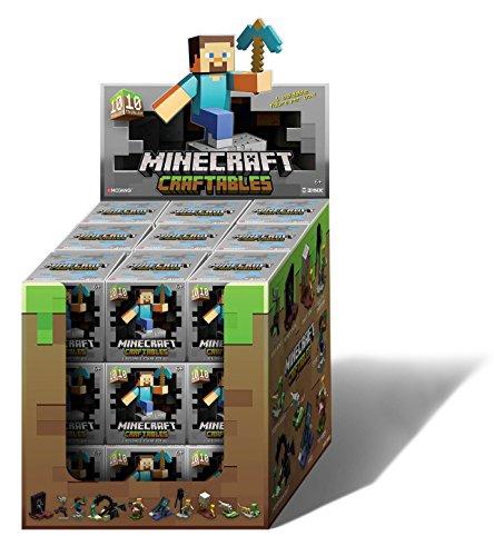 Minecraft – Craftables Figuren in Blindpäckchen