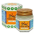 Tiger Balm White Ointment 30g/Jar (La...