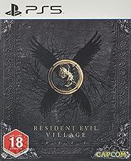 Resident Evil Village Steel Book - (PS5) - UAE NMC Version