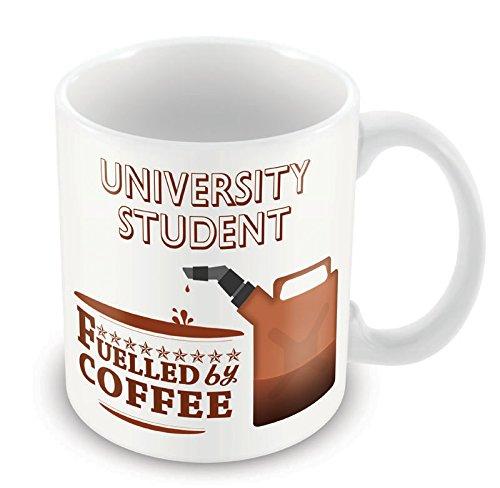 University Student von einer Tasse Lustige Geschenkidee Design office Arbeitsplätze