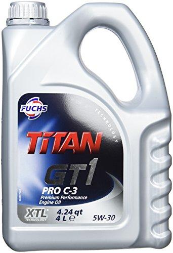 Fuchs 600979346 Motoröl Titan GT1 Pro C-3 5W-30 4L