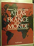 Image de Grand atlas de la France et du monde