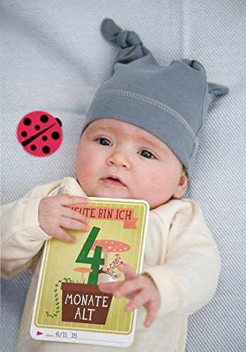 Milestone Baby Cards Erinnerungskarte - 7