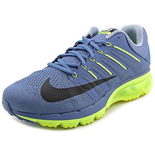Nike Air Max Excellerate 4 Maschenweite Laufschuh OceanFog/Black-Volt-BlueGrey