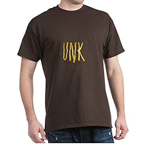 CafePress - The Golden Unk - 100% Cotton T-Shirt