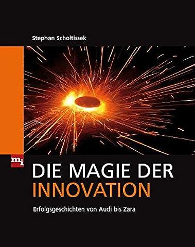 Die Magie der Innovation: Erfolgsgeschichten von Audi bis Zara